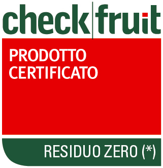 Logo Check Fruit Residuo Zero