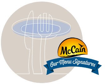 Mc Caine - Our Menu signatures