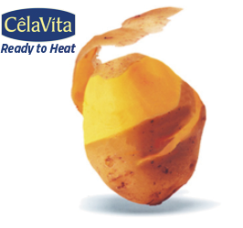 CelaVita Ready to Heat patata